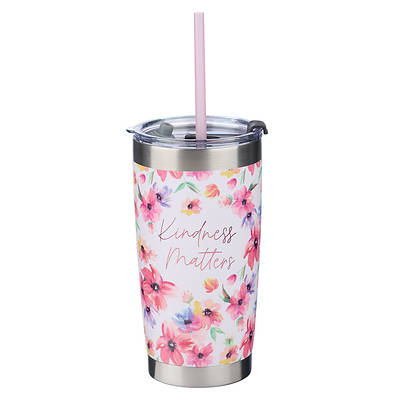 Picture of Stainless Steel Travel Mug Kindness Matters
