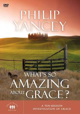 Whats So Amazing About Grace? DVD-ROM