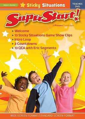 Sticky Situations Teacher DVD