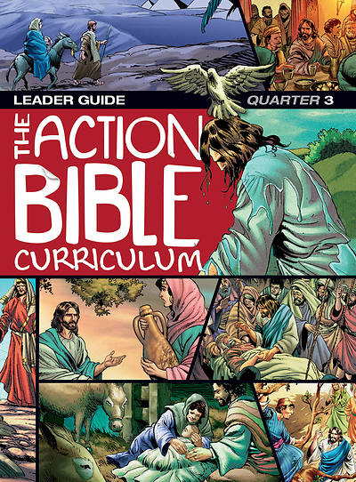 The Action Bible Leader Guide Spring