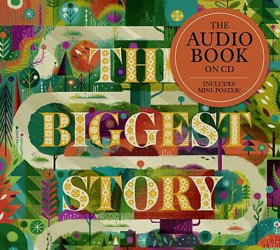 Picture of The Biggest Story Audio CD