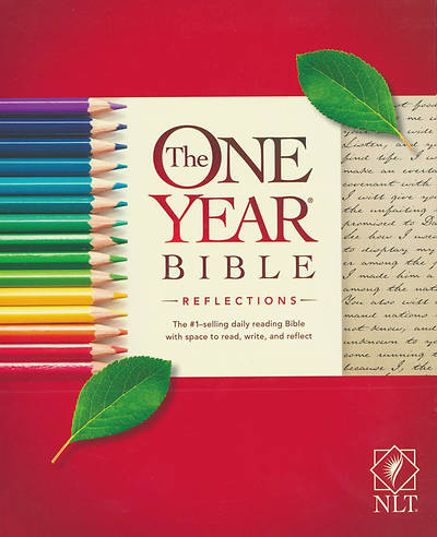 Picture of The One Year Bible Reflections Edition NLT