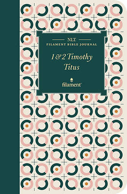 Picture of NLT Filament Bible Journal
