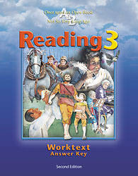 Reading Worktext Teacher Grd 3 2nd Edition