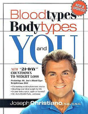 Bloodtypes, Bodytypes and You