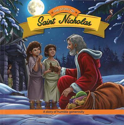 Picture of The Story of Saint Nicholas