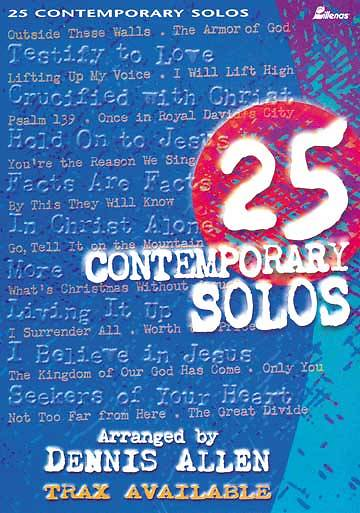 25 Contemporary Solos - Book