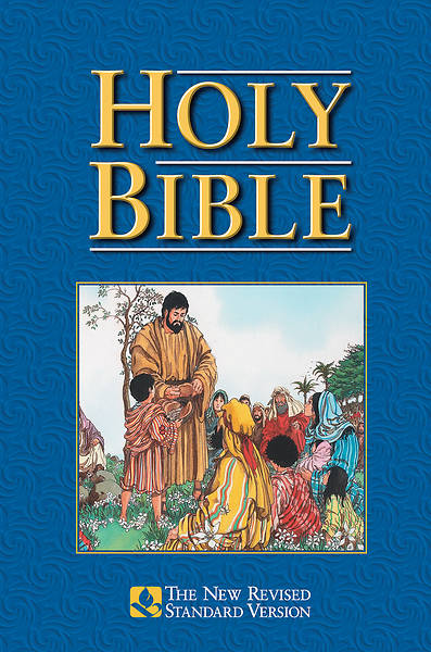 Childrens Bible-NRSV (Case of 16)