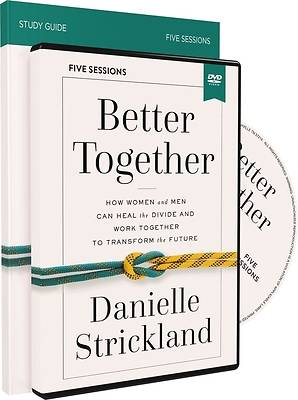 Picture of Better Together Study Guide with DVD