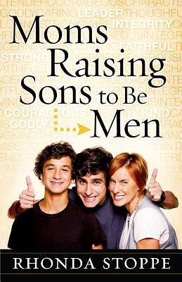 Moms Raising Sons to Be Men [ePub Ebook]