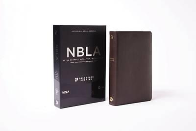 Picture of Nbla Biblia Ultrafina, Colección Premier, Café, Edición Letra Roja