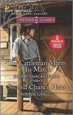 Picture of The Cattleman Meets His Match & Second Chance Hero