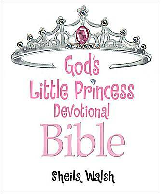 Gods Little Princess Devotional Bible:
