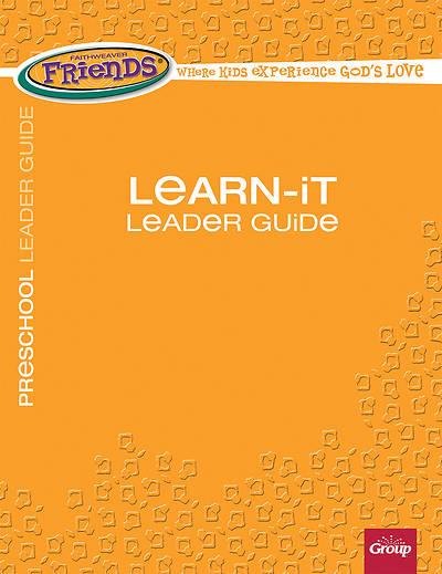 Picture of FaithWeaver Friends Preschool Learn-It Leader Guide Winter 2018-19