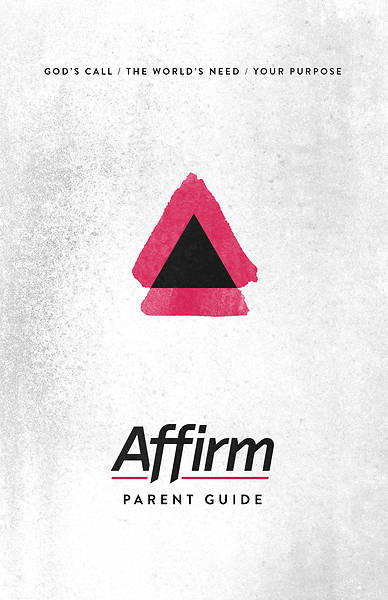 Picture of Affirm Parent Guide - eBook [ePub]