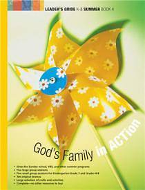 Gods Family in ACTion (Summer Book 4)