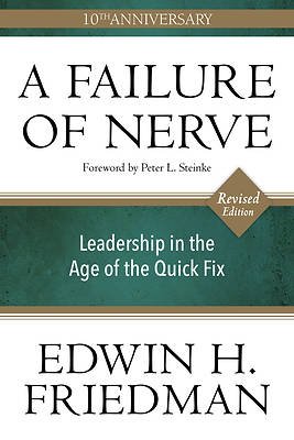 Picture of A Failure of Nerve, Revised Edition