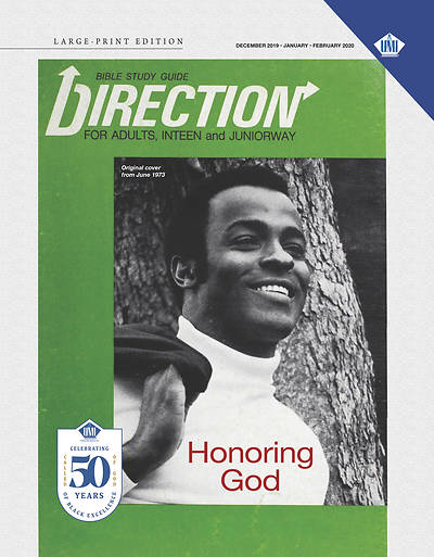 UMI Direction Student Manual Large Print Winter 2019-2020