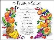 Picture of Chart Fruit Of The Spirit