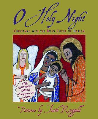 O Holy Night Book With CD