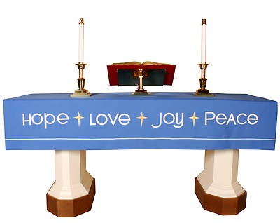 Abbott Hall Vision Series NAF5158 Advent Altar Frontal
