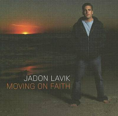 Jadon Lavik - Moving on Faith CD