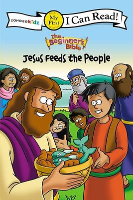 Picture of Jesus Feeds the People