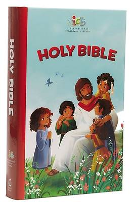 Picture of Icb, Holy Bible, Hardcover