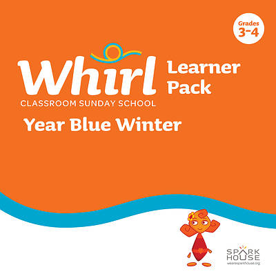 Whirl Classroom Learner Grades 3-4 Blue Winter