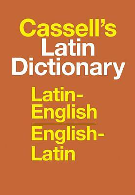 Cassells Latin Dictionary