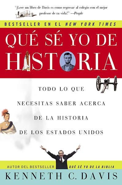 Picture of Que Se Yo de Historia