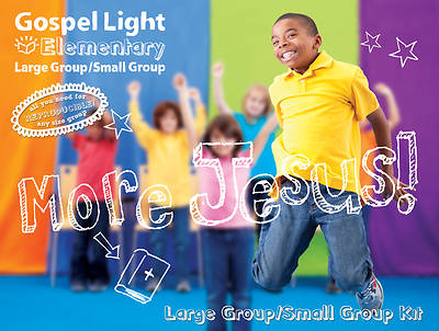 Picture of Gospel Light Large/Small Group Quarterly Kit Spring Year A