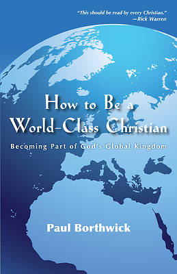 Picture of How to Be a World-Class Christian