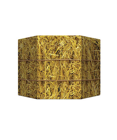 Picture of Tri-fold Hay Bale Prop (double-sided)