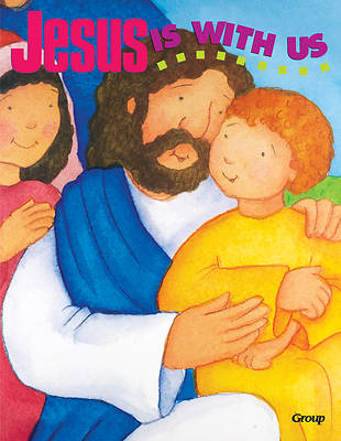 Bible Big Books - Jesus is With Us