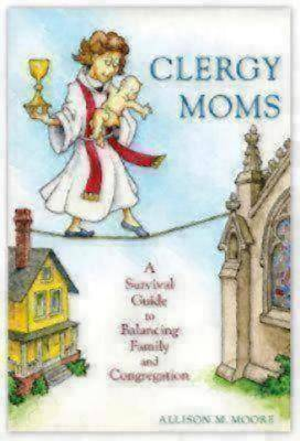 Clergy Moms - eBook [ePub]
