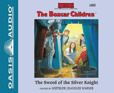 Picture of The Sword of the Silver Knight (Library Edition)
