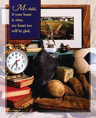 Picture of Father's Day Sports Bulletin, Large Size (Package of 50)