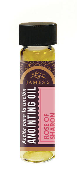 Picture of James 5 Rose of Sharon Anointing Oil - 1/4 oz.