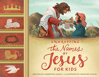 Picture of Unwrapping the Names of Jesus for Kids