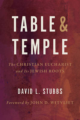 Picture of Table and Temple