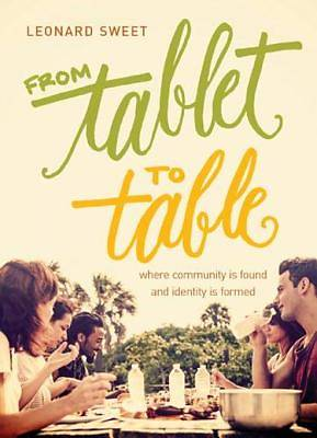 From Tablet to Table [ePub Ebook]