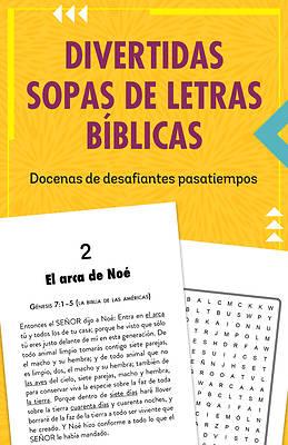 Picture of Divertidas Sopas de Letras Bíblicas