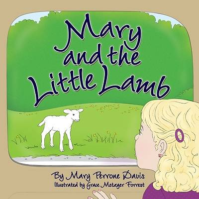 Picture of Mary and the Little Lamb