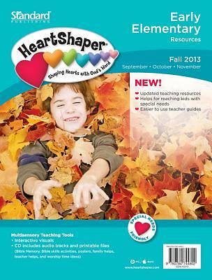 Standard Heartshaper Early Elementary Resources Fall 2013