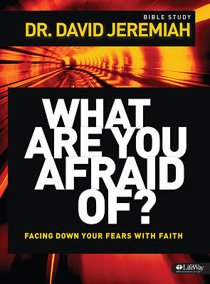 What Are You Afraid Of? Member Book
