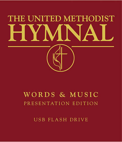 Picture of The United Methodist Hymnal Presentation Edition, Words & Music USB Flash Drive