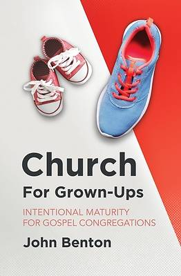 Picture of Church for Grown Ups