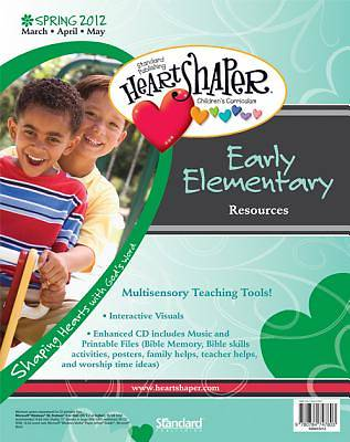 Picture of HeartShaper Early Elementary Resources: Spring 2012