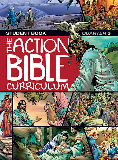 The Action Bible Student Books Spring